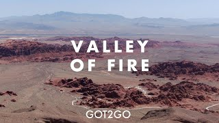 VALLEY OF FIRE: A STUNNING trip to Nevada's oldest STATE PARK and LAKE MEAD