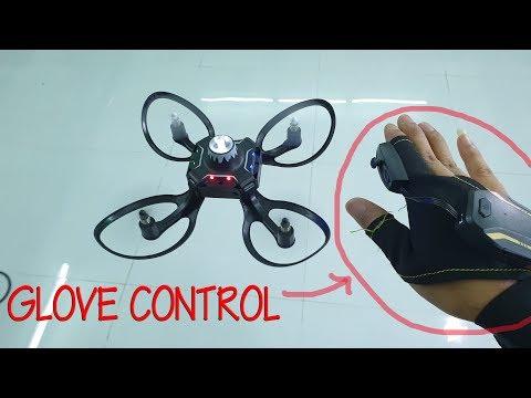Glove Control Mini Drone Quadcopter