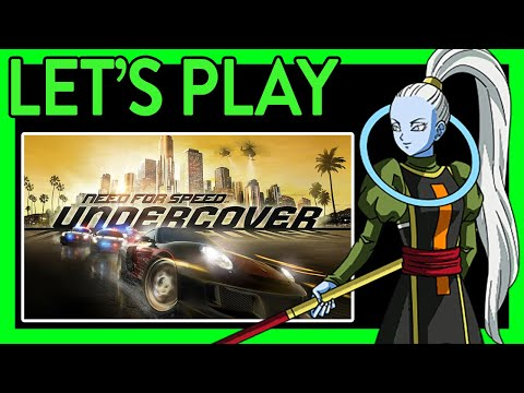 Let´s play: Need for Speed Undercover (persecucion) en Español