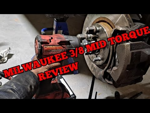Milwaukee 3/8 mid impact real world review