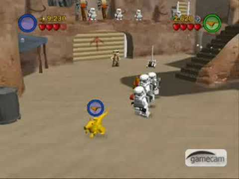 The Random Womp Rat Vid Lego Star Wars 2 Youtube 305 results for lego rat. the random womp rat vid lego star wars