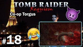 "[TRLE] Tomb Raider Requiem - Co-Op Torgus - LvL5 [2/4] - ""Oko i czaszki"""