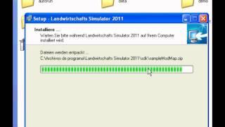 Tutorial de como instalar Farming Simulator 2011