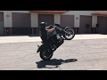 Harley Wheelies, Drifting, Burnouts and More!