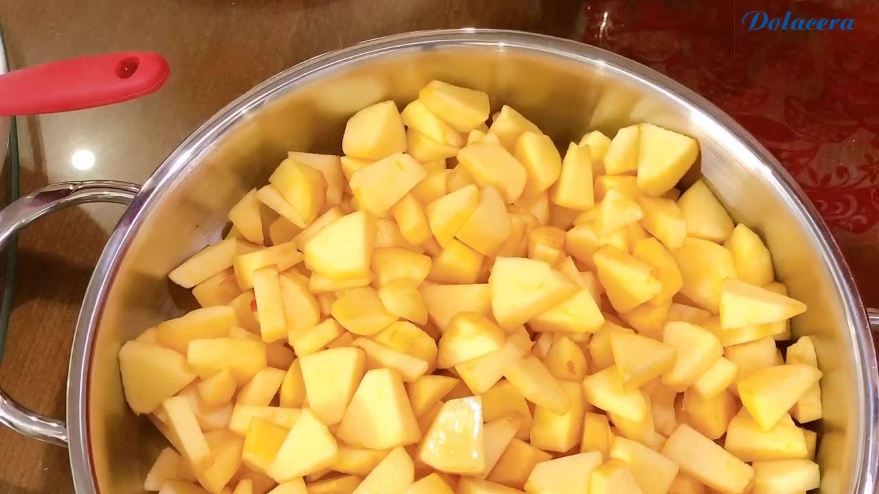Cách làm bánh táo – Apple pie recipe
