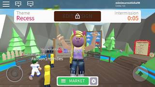 Playing Design it (ROBLOX) special Easter 😘
