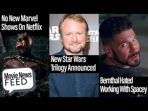 New Star Wars Trilogy Announced With Rian Johnson - The Movie News Feed