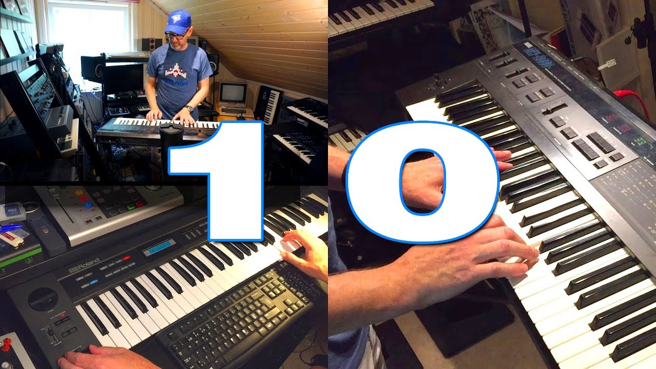 Download 10 Synth Riffs That Shook the World