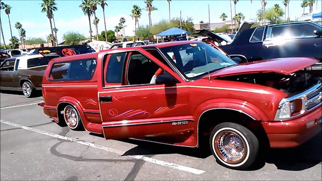 rollerz only lowrider car show mesa az youtube