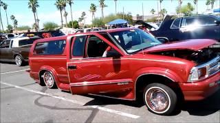 Mesa Car Show Lowrider