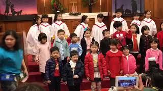 Publication Date: 2017-12-24 | Video Title: 詩歌獻唱 By 灣仔堂 Sing 聲兒童合唱團 親子聖誕崇拜