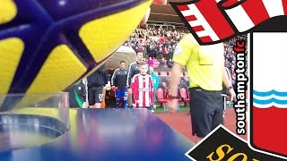 Video Gol Pertandingan Southampton vs Stoke City