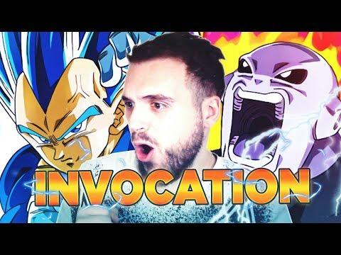 INVOCATION 300 DS VEGETA BLUE EVOLUTION & JIREN EN SSR GARANTI!?!| DOKKAN BATTLE FR