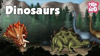 DINOSAURS   The Dr. Binocs Show   Best Learning Compilation Video for Kids   By Peekaboo Kids