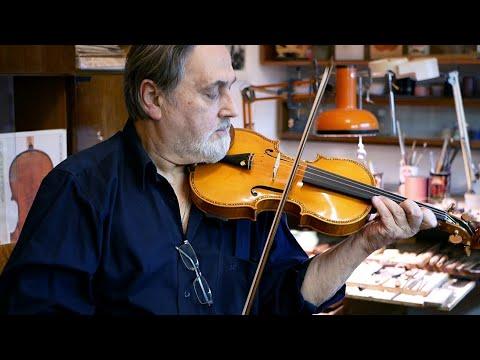 Violin Master Vladimir Yakimenko (English Sub.)