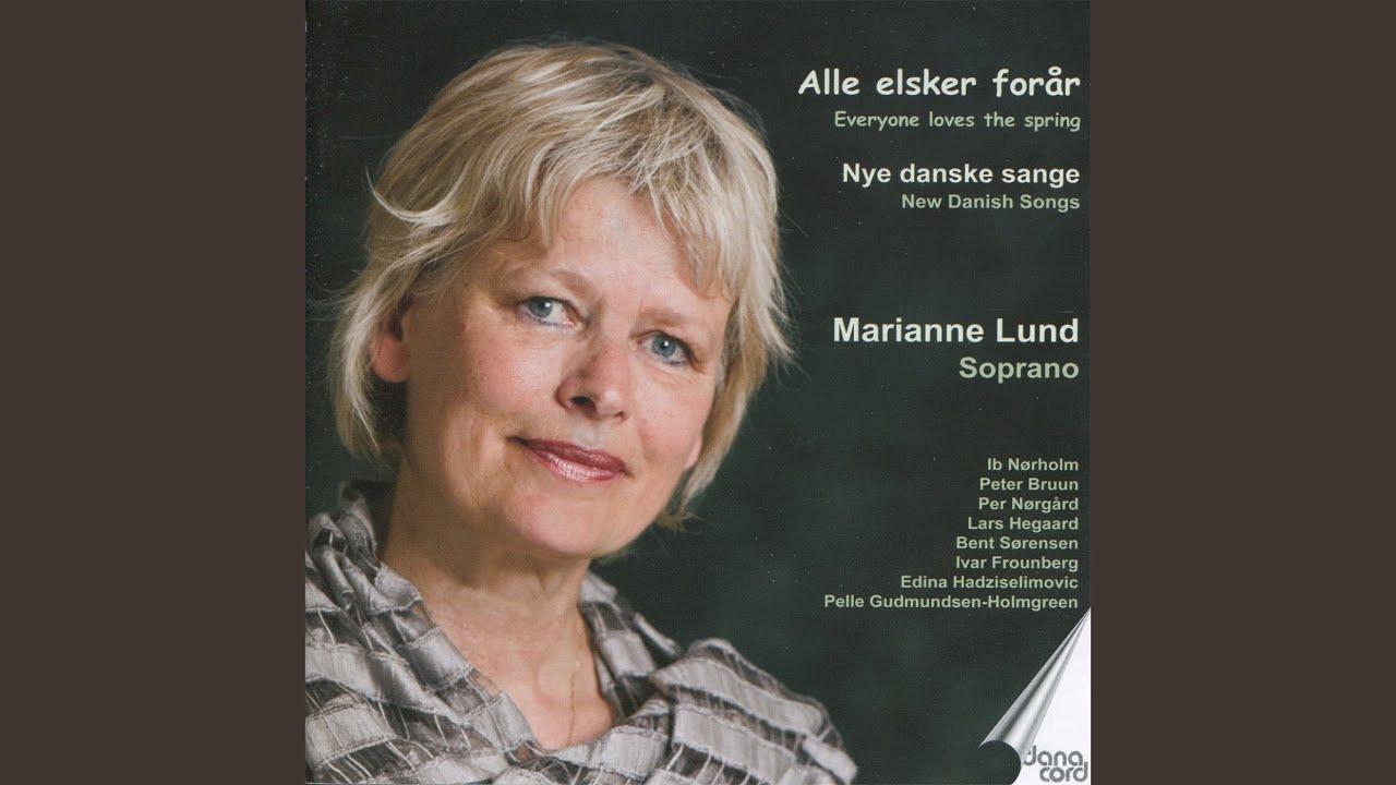6 enkle danske sange: No. 5, Digt med ikke