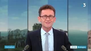SI au Féminin 2019 - Reportage France 3 Bretagne - Lycée Joliot-Curi…
