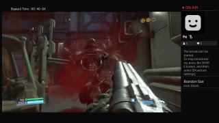Doom 2016 livestream/ Road to doom eternal