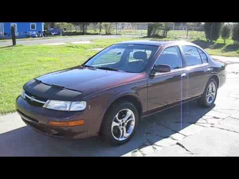 1998 nissan maxima start up full tour and driving youtube 1998 nissan maxima start up full tour and driving