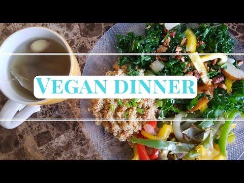 Dr  Sebi| Alkaline Dinner| Vegan Dinner