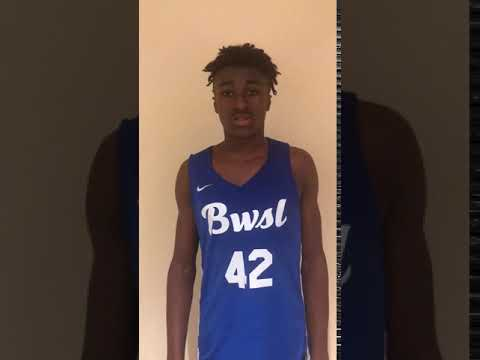 Steven Stinson (Boo Williams/Undecided HS/Richmond, VA) 2023 6'3 PF