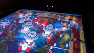 Future Pinball + BAM Second Test Pinball Fantasies 1 Static Cam Eye Toy