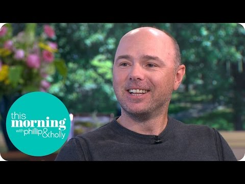 Karl Pilkington Enjoyed Being A Woman For The Day   This Morning