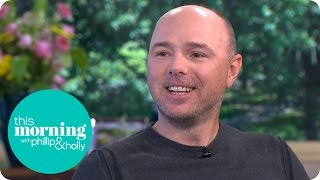Karl Pilkington Enjoyed Being A Woman For The Day | This Morning thumbnail