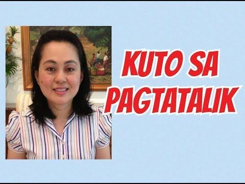 Kuto sa Maselang Bahagi - Payo ni Doc Liza Ong #262