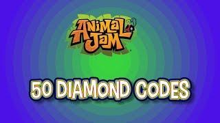 [Animal Jam] 50 Diaṁond Codes!! **2020** (STILL WORKING!)