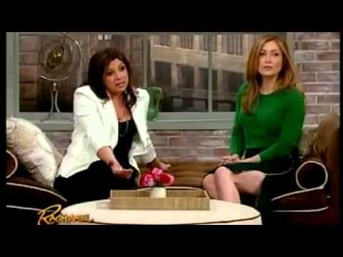 Sasha Alexander on Rachael Ray Show