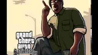 GTA San Andreas Музыка заставки ♫ ♫ ♫ ♫