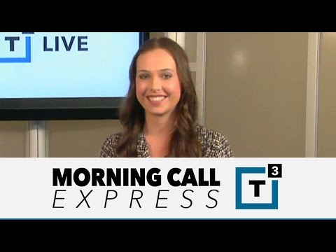 Morning Call Express: Digestion Time