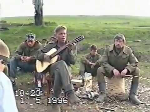 Чечня в огне