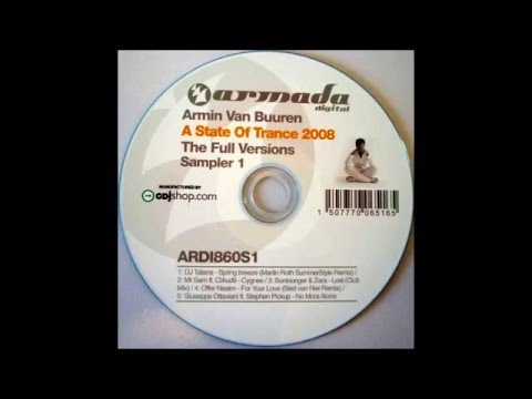 DJ Tatana - Spring Breeze (Martin Roth SummerStyle Remix) [Armada Digital 2008]