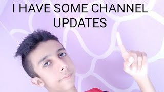 I have some channel updates!!!Watch video to know. RighteousYoutuber