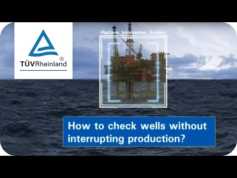 D-PEC Offshore Well Inspection