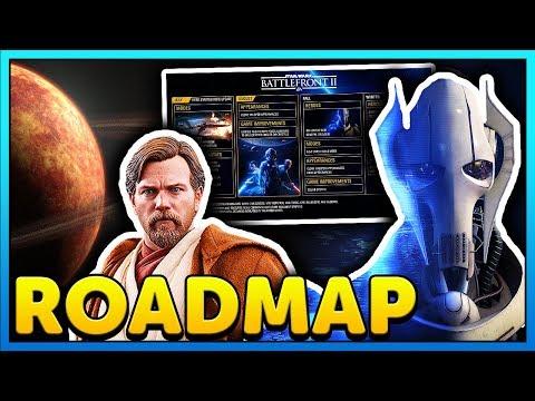 NEW ROADMAP LEAK - HEROES, GEONOSIS, CONQUEST - Star Wars Battlefront 2 thumbnail