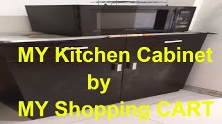 My Kitchen Cabinet ^ MY Shopping Cart ^ MY kitchen Tour ^ MY kitchen Cabinet Review ^Kitchen Cabinet