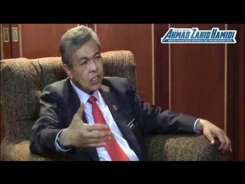 Ahmad Zahid Hamidi NTV7 Interview, UMNO Assembly
