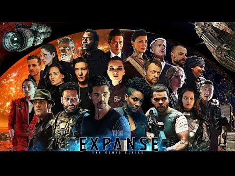 The Expanse: Comic Book Series Concept Video
