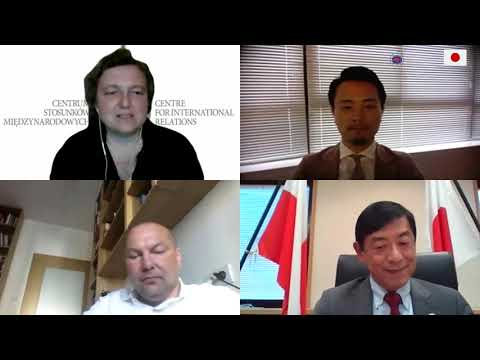 EUROPE ASIA ONLINE BRIDGE - Security cooperation in the Indo-Pacific