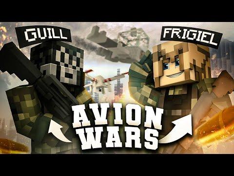 On fait la guerre à @Fuze III ! | AVION WARS ft.@TheGuill84