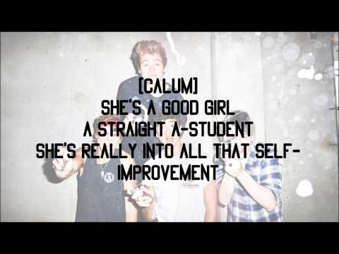 5SOS  Good Girls Lyrics