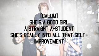 Repeat youtube video 5SOS - Good Girls [Lyrics]
