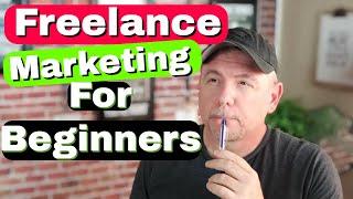 Gambar cover Freelance Marketing For Beginners