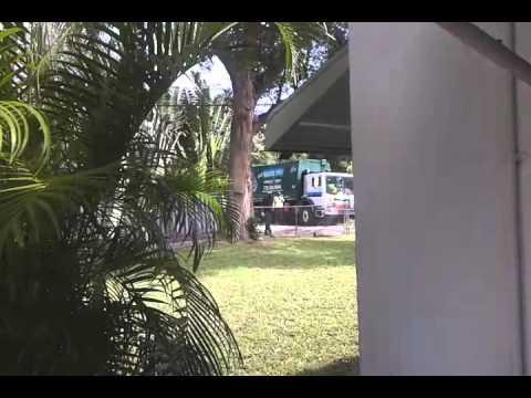 Waste Pro Driver Meltdown
