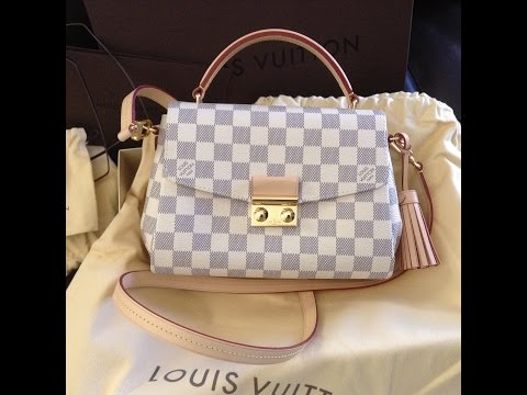 New LV Croisette  How I Personalize, Protect & Pretreat My Bag💕