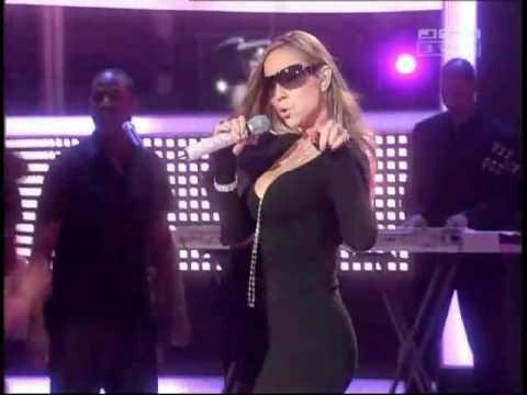 Mariah Carey Touch My Body 2008 - DSDS  Alemanha (Germany)