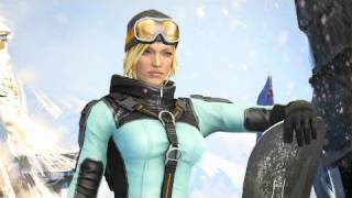 SSX: Deadly Descents - Making of Part 4: Characters (2011) OFFICIAL | HD thumbnail